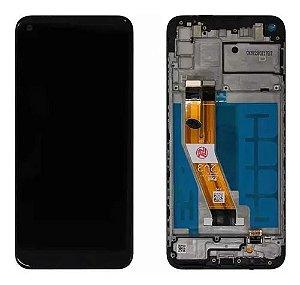 DISPLAY LCD SAMSUNG A11 COM ARO