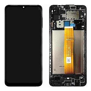 DISPLAY LCD SAMSUNG GALAXY A12 ORIGINAL CHINA - COM ARO