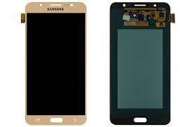 DISPLAY LCD SAMSUNG GALAXY J7 NEO / J701 DOURADO - ORIGINAL  CHINA