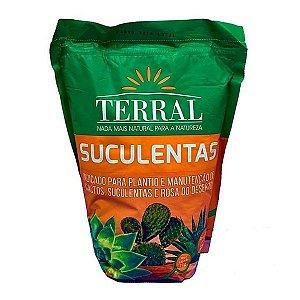 Substrato para suculentas Terral - 2kg