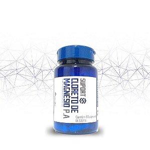 Cloreto de Magnésio P.A. 60 capsulas de 500 mg