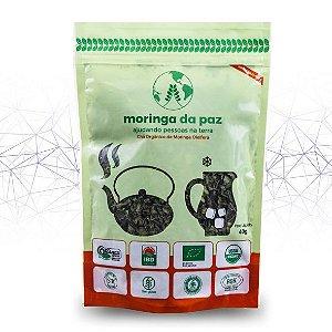 Moringa Oleífera Chá - Pacote 40g - Moringa da Paz