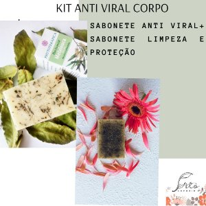 KIT ANTI VIRAL CORPO