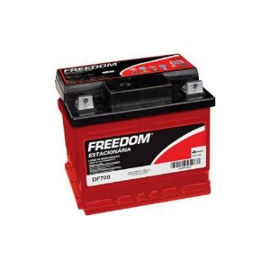 Bateria Estacionaria Heliar Freedom DF700 50Ah/45Ah NoBreak P.Solar