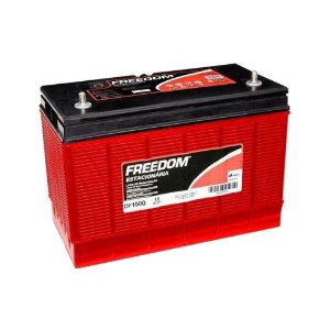 Bateria Estacionaria Heliar Freedom DF1500 93Ah/80Ah NoBreak P.Solar