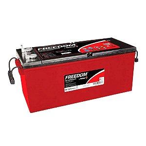 Bateria Estacionaria Heliar Freedom DF2500 165Ah/150Ah NoBreak P.Solar