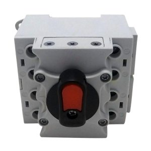 Chave Seccionadora Rotativa 4 Polos 25A 1000V DC