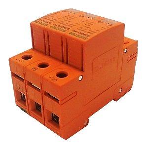 DPS Dispositivo de Proteção contra Surtos 3 Polos 40kA 1000VDC Suntree