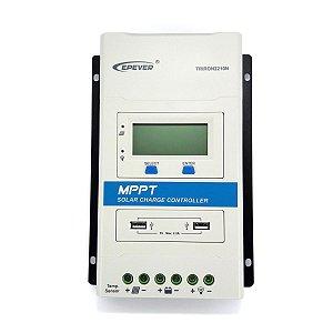 Controlador de Carga Solar 20A 12V/24V MPPT TRIRON Epever 2210N