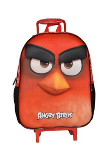 Mochila de Carrinho Angry Birds - ABC801603