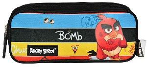 Estojo Angry Birds - ABE802230