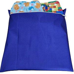 Bolsa Impermeável Azul
