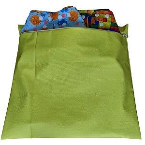 Bolsa Impermeável Amarela