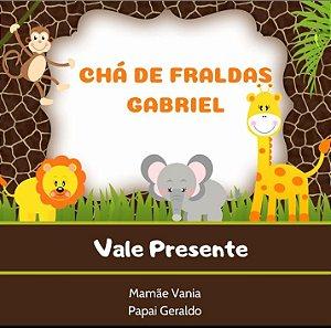 Chá de Fraldas do Gabriel