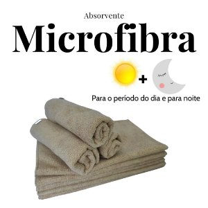 Absorventes de Microfibra