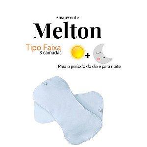 Absorventes de Melton  - tipo faixa