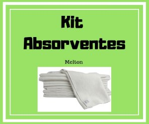 Kit Absorventes - Melton