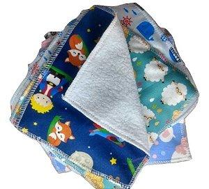 Kit Pano para limpeza Higiênica | Reutilizável