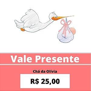 Chá da Olívia