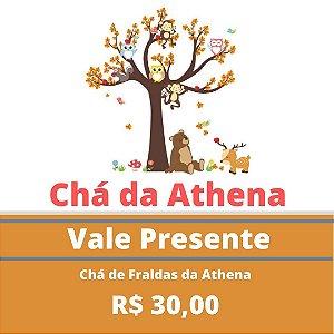 Chá de Fraldas da Athena