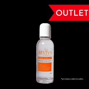 ÁGUA MICELAR 120ml | REVIVA By Margaritha Cobuci