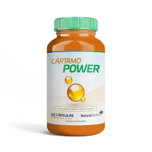 Óleo de Cártamo - Cártamo Power
