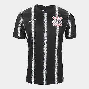 Camisa Corinthians II 21/22 s/n° Torcedor Nike