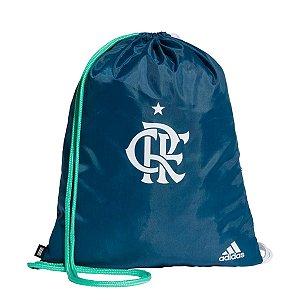 Sacola Flamengo Adidas Gym Sack
