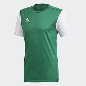 Camisa Estro 19 Adidas Masculina - Verde