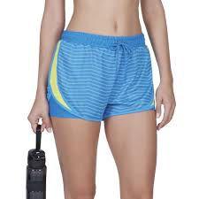 Shorts Sobreposto Special Lace Azul Energy