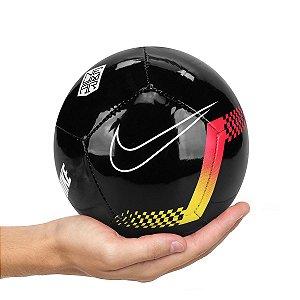 Mini-Bola Futebol Nike Neymar - Preto