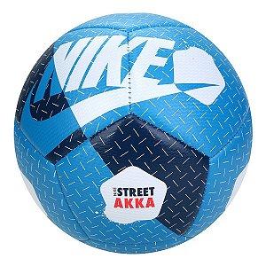 Bola de Futsal Nike Street Akka - Azul