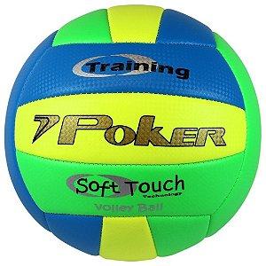 Bola De Vôlei Poker Training Soft Touch