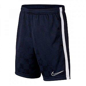 Nike Shorts Breathe Academy - Obsidian/White Kids
