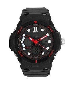 Relógio Speedo Masculino Esportivo Digital 81122g0evnp2