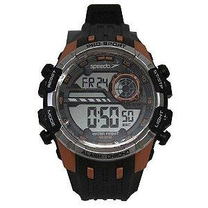 Relógio Masculino Speedo 80613G0evnp2 - Preto