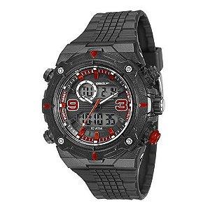 Relógio Masculino Anadigi Speedo 80608G0EVNP1 - Preto