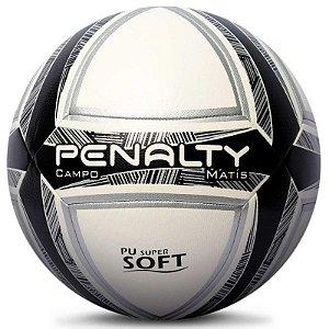 Bola Futebol Campo Penalty Matis Dt X Branco/Prata/Preto