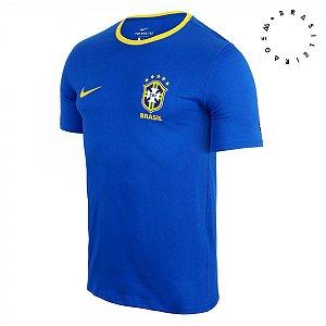 Camisa Nike Brasil Crest