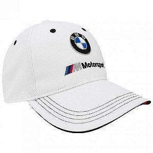 Boné Puma BMW M BB Cap Adulto 022536 02 - Branco