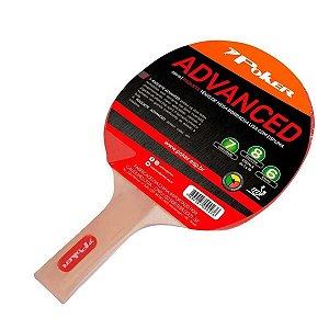 Raquete Tenis de Mesa Borracha/lisa C/esp.advanced