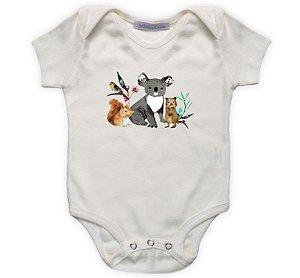 Body bebê silvestrinhos