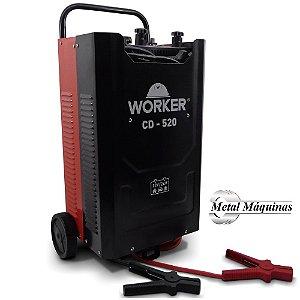 Carregador de Baterias Portátil Bivolt - Profissional