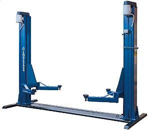 Elevador Automotivo 4100kg / Lubrificação Automática a Óleo / Trifásico - ENGECASS