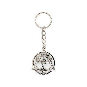 Chaveiro de Metal Fullmetal Alchemist - Alquimia