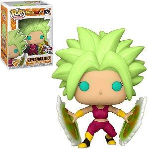 Pop! Dragon Ball: Super Saiyan Kefla #828 - Funko