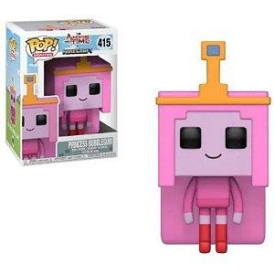 Pop! Minecraft: Princesa Jujuba(Bubblegum) #415 - Funko