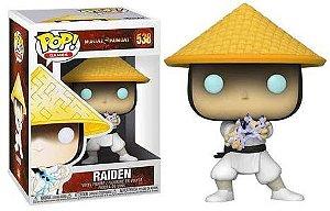Pop! Mortal Kombat: Raiden #538 - Funko