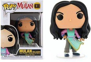 Pop! Disney: Mulan Villager #638 - Funko