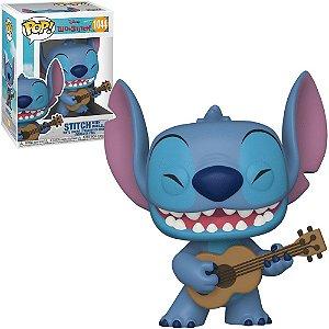 Pop! Disney: Stitch With Ukulele #1044  - Funko